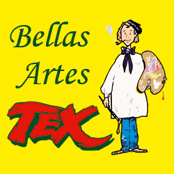 logo tex bellas artes