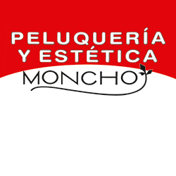 logo moncho peluqueria y estetica
