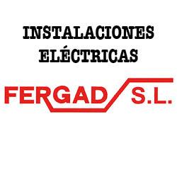logo fergad instalaciones electricas