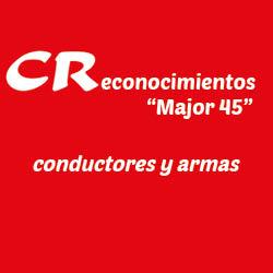 logo c reconocimientos major 45