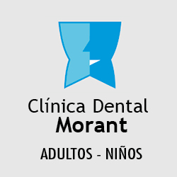 logo clinica dental morant
