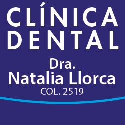 logo clinica dental dra. natalia llorca
