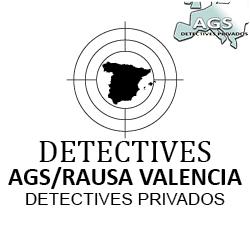 logo detectives ags rausa valencia