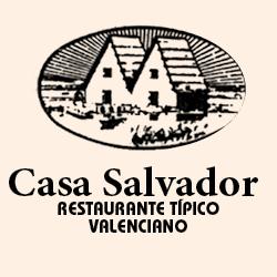 logo restaurante casa salvador