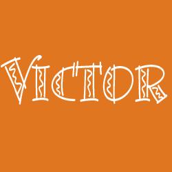 logo victor fusteria