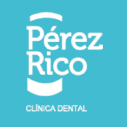 logo clinica dental dr. m.perez rico