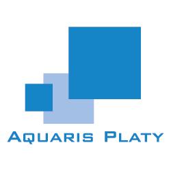 logo aquaris platy