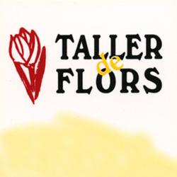 logo taller de flors