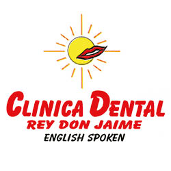 logo clinica dental rey don jaime