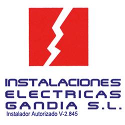 logo instalaciones electricas gandia