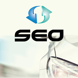 logo seo mechanical workshop & spare parts