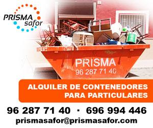 Alquiler de contenedores para particulares