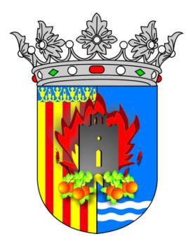 Escudo Falla L'Alquerieta i Museu Faller