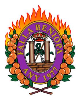 Escudo Falla Beniopa