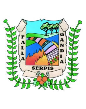 Escudo Falla Serpis