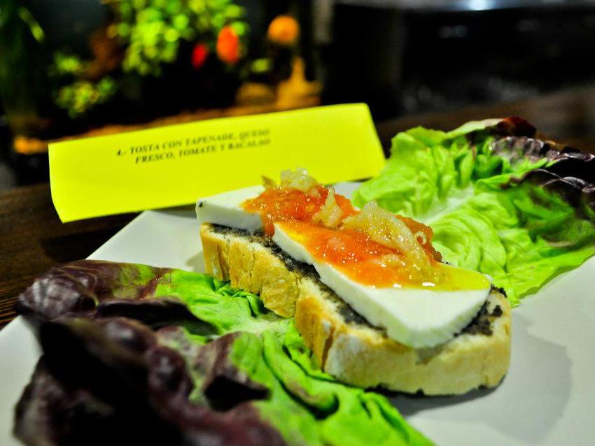 Comida restaurante Bariloche B